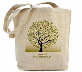 Baumwolltasche Tree of Life