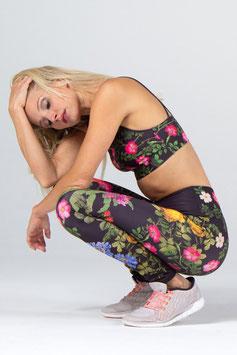Yoga Leggins Botanic