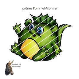 Digistamps Monster