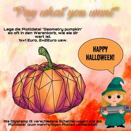 geometry pumpkin