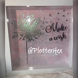 "Plottdatei ""Make a wish"""