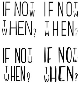 "Pottdatei ""If not now then when"""