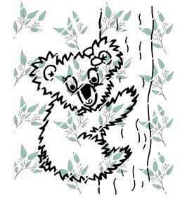 Plottdatei Ich will alle Koalas