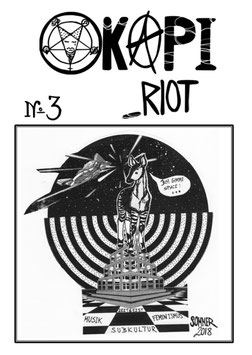 Okapi Riot No. 3 - Spenden Edition