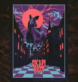 Okapi Riot Poster