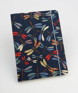 Notizbuch bunte Libellen