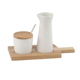"""Milch & Zucker Set """"Kleine Freunde"""""""