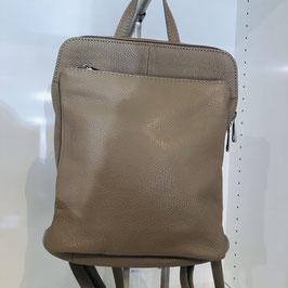 Rucksack beige/braun 2 Fächer