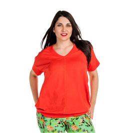 T-Shirt KjBRANDT orange