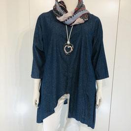 Jeans-Tunika von LaBass