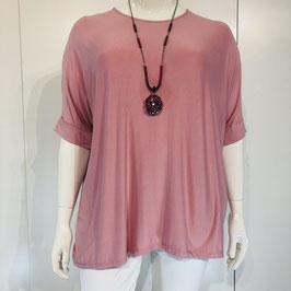 Roséfarbenes Shirt Größe XL/XXL