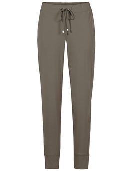 Stehmann Hose / Joggpants in Taupe