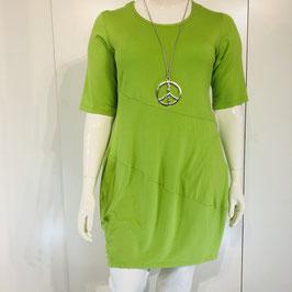 Longshirt / Tunika in Hellgrün Größe XL/XXL