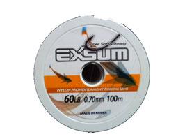 Bobine Monofil Exsum 100m 70/100ème