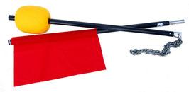 KIT PAVILLON 2m10 Démontable Rouge