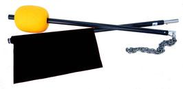 KIT PAVILLON 2m10 Démontable Noir