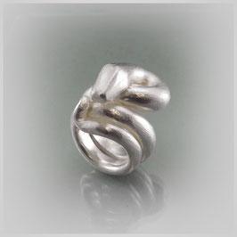 Schlange Skulptur IV