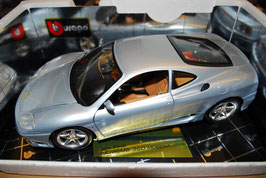 1:18 Ferrari 360 Modena silber