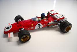 1:18 Ferrari 312B F1 Jacky Ickx No3
