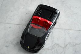 1:18 Ferrari Mythos schwarz