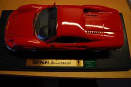 1:18 Ferrari 246 GT Dino rot