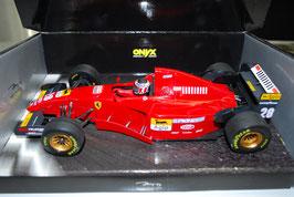 1:18 Ferrari 412 T2 Formel 1 Gerhard Berger