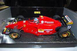 1:18 Ferrari 412 T2 Formel 1 Jean Alesi