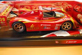 1:18 Ferrari F333 SP rot