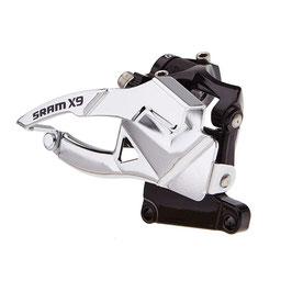 Umwerfer SRAM X9 3Fach