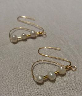 'Victoria' earrings