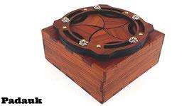 Medium Iris Ring Box
