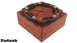Iris Dice Box