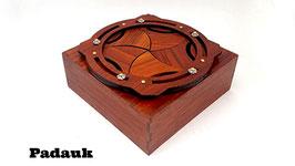 Large Iris Ring Box