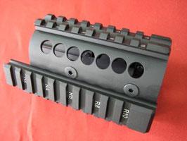 ダイナミックスター MIタイプ クリンコフ用レイルシステム