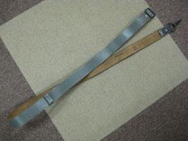 ルーマニア製グレイタイプレザースリング