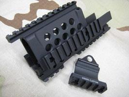 ダイナミックスター クレブスQUADタイプ AKMS用レイルシステム