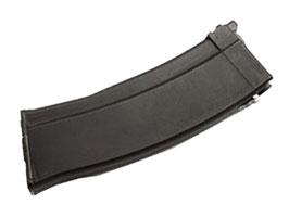 GHK AK用30連スチールマガジン(ブラック)