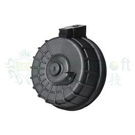 LCT AK用 樹脂製2000連ドラムマガジン