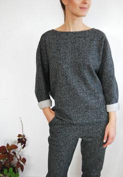 Sweater anthrazit