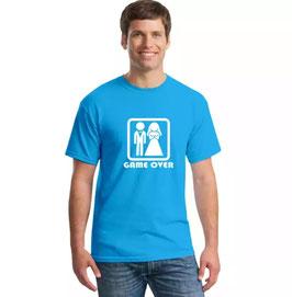 T-Shirt Männer GAME OVER