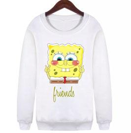 BF Pullover Spongebob/Patrick