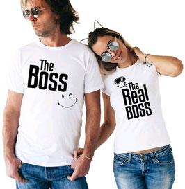 T-Shirt Boss / Real Boss