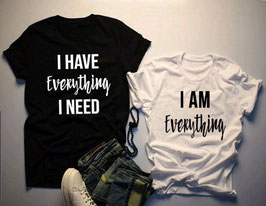 T-Shirt Everything