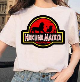 T-Shirt Damen HM Jurassic