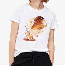 T-Shirt Simba Damen/Herren