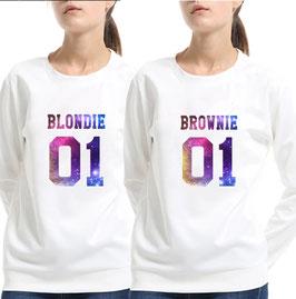 Blondie 01 Brownie 01