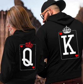 KING/QUEEN CARDS