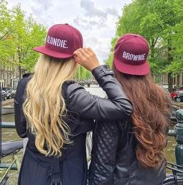Blondie / Brownie Cap rot