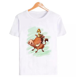 T-Shirt Damen TIMON PUMBA