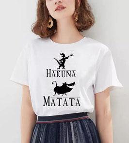 t-Shirt Damen Timon und Pumba